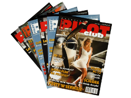 Pilot Club Magazine – Author
